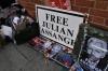 Assange enchaîné