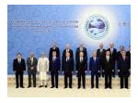 L'Inde et le Pakistan entrent dans le Groupe de Shanghai le jour du Brexit